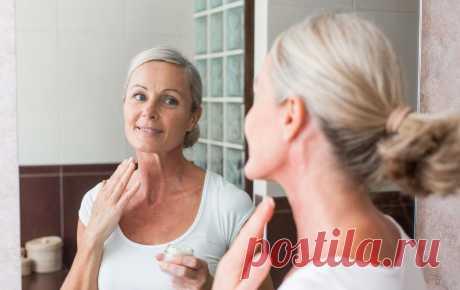 Домашний крем для шеи после 50-ти - 2 рецепта » Женский Мир