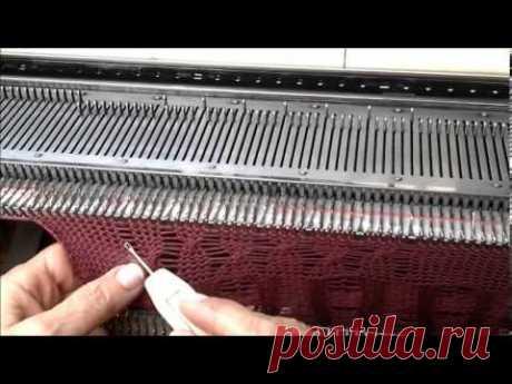 casaco com trança e gola DEMONSTRAÇÃO - YouTube