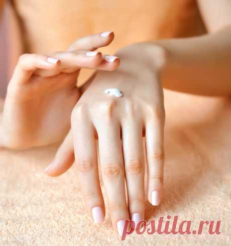 Очень сухая кожа рук: о чем это говорит и как это исправить?