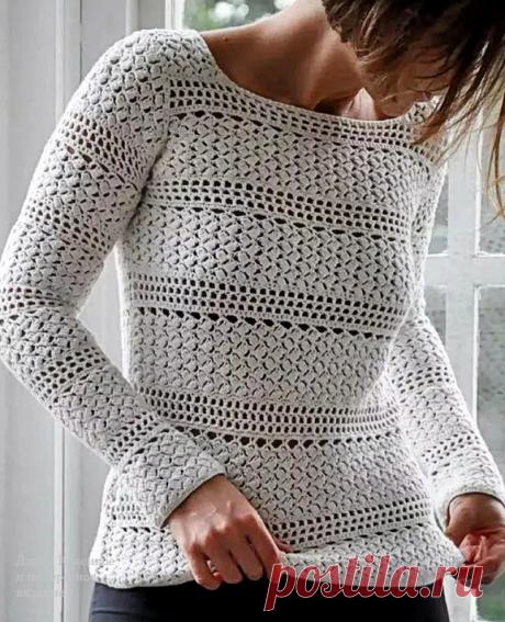 Женские модели крючком для начинающих | Красивое и интересное вязание | Яндекс Дзен