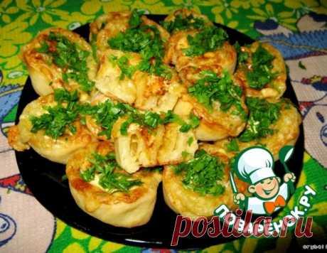 Сырные булочки – кулинарный рецепт
