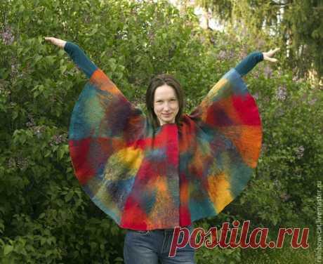 Transforming poncho \/ I am a superpuper