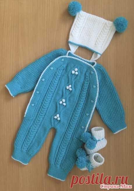 Костюм для малыша - Вязание для детей - Страна Мам