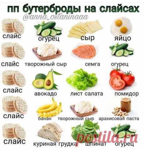 Худеем вкусно! • Диетические рецепты • ЗОЖ