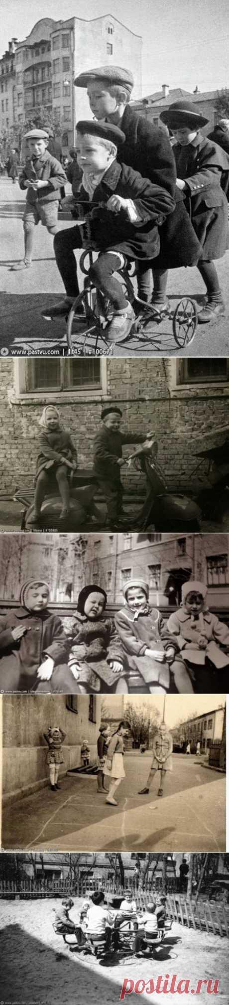Дети нашего двора / Назад в СССР / Back in USSR