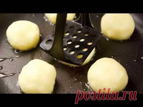 Картопляники с сыром