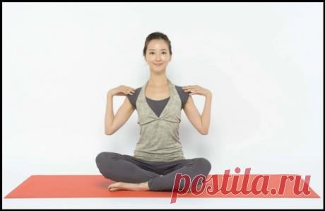 Японская гимнастика Чиаки Фукуды - поможет быстро избавиться от живота и укрепить здоровье!