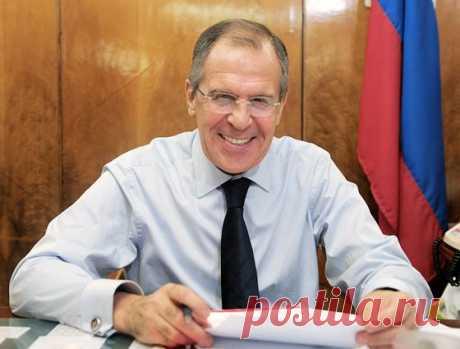 Сергей Викторович Лавров, с днём рождения, дорогой наш Человек!