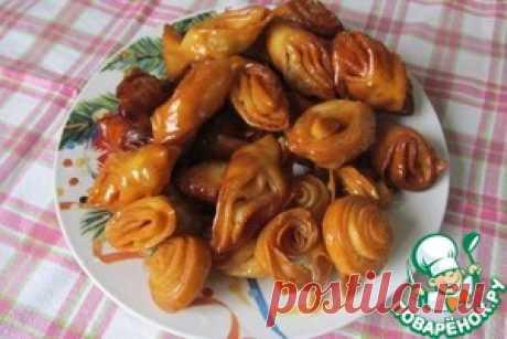 Крымский хворост - кулинарный рецепт