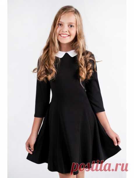 Выкройки школьных платьев и сарафанов для девочек