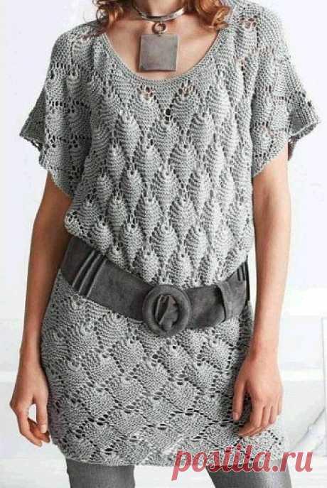 Tunic beautiful pattern spokes