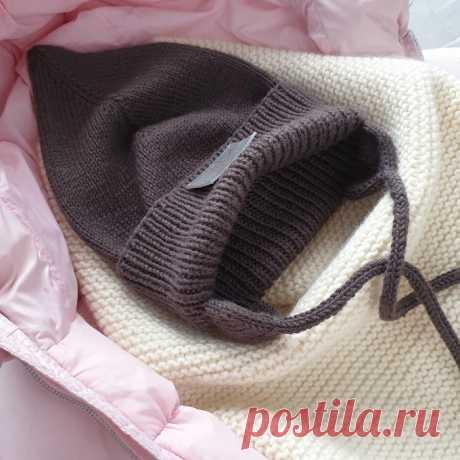 Бесплатное описание шапочки от https://www.instagram.com/natasha_knits/