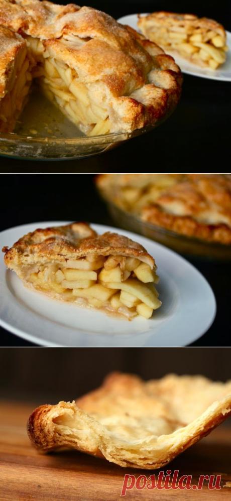 Яблочный пирог The Food Lab, часть 2: Идеальное наполнение яблочного пирога | Серьезно ест