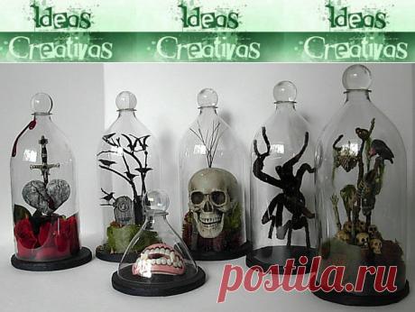 Ideas Creativas y Practicas: DIY Reciclaje de Tarros de botellas de refrescos