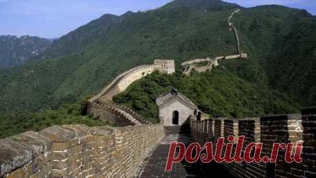 Великая Китайская стена — Путешествия