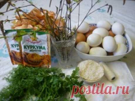 Как покрасить яйца на Пасху: оригинальные идеи своими руками