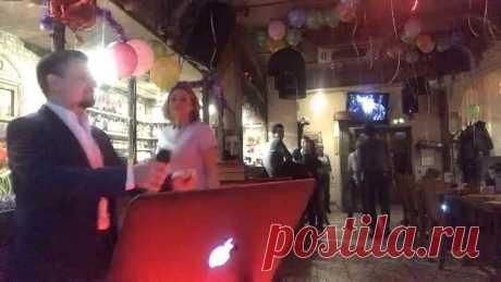 Выступление в баре «Чердак», Люберцы 1 часть