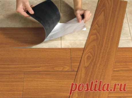 Напольные покрытия для дома: варианты и выбор, характеристики и монтаж