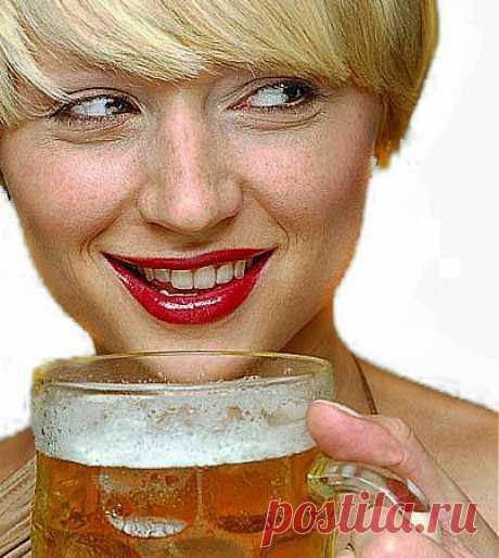 Лечение пивом.