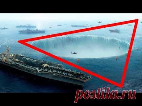 Эта Находка в Бермудском Треугольнике Испугала Всех Ученых