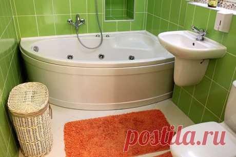 Дизайн ванной комнаты 3 кв.м. (100 фото)
