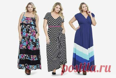 Как полным девушкам и женщинам выглядеть стройнее. Несколько советов по правильному выбору одежды. https://leeleo.ru/moda/stil/pravilno-odevatsja-polnym-zhenshhinam/