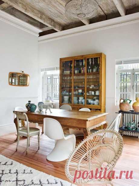Чудесная реконструкция квартиры на цокольном этаже в Испании - Дизайн интерьеров   Идеи вашего дома   Lodgers