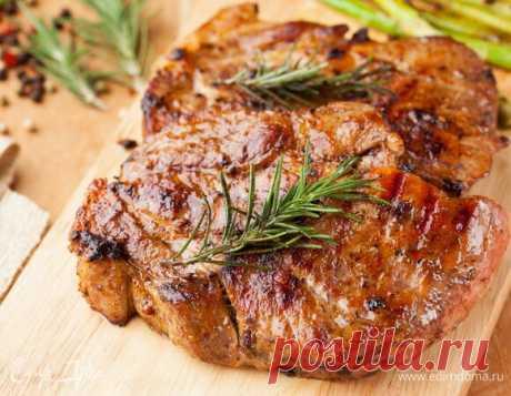 К барбекю готовы: рецепты маринования стейков из свинины. Кулинарные статьи и лайфхаки