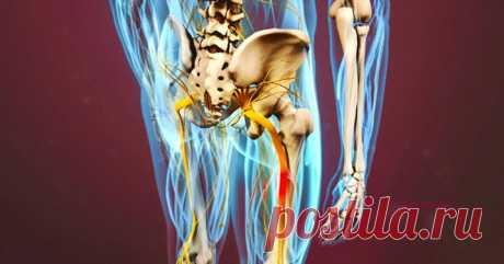 Разблокируй седалищный нерв: делай эти 2 простых упражнения, чтобы избавиться от боли ---