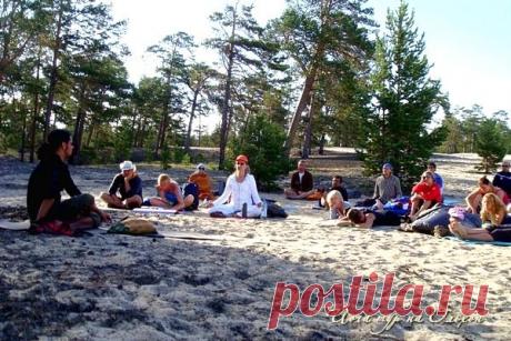 Путешествие «Бубен Шамана» на легендарный остров Ольхон – 21 фотография
