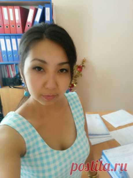 Aigerim Mynbaeva