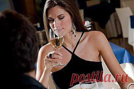 Опасные слабости. Женщина и алкоголь.