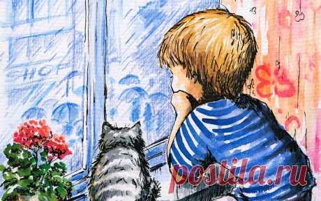 Признаки депрессии у детей, которые нужно знать всем родителям - Статьи - Семья - Mail.ru Дети