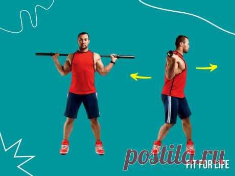 Как убрать холку: 5 простых упражнений для красивой шеи   FIT FOR LIFE   Яндекс Дзен