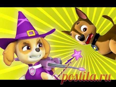 Psi Patrol Po Polsku Bajki Dla Dzieci - Zabawna Dla Dzieci - Psi Patrol Po Polsku [2018] Odcinki 1