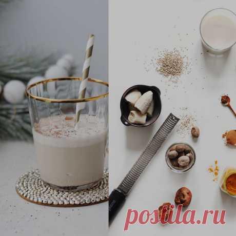 Как приготовить ЭГГ-НОГ: питательный, полезный и невероятно вкусный напиток? — Фактор Вкуса