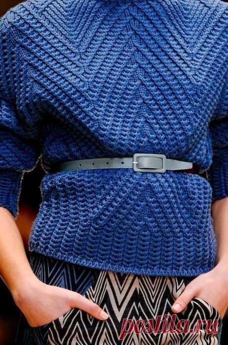 Интересные узоры. Вязание спицами. Модели со схемами. | Марусино рукоделие | Яндекс Дзен