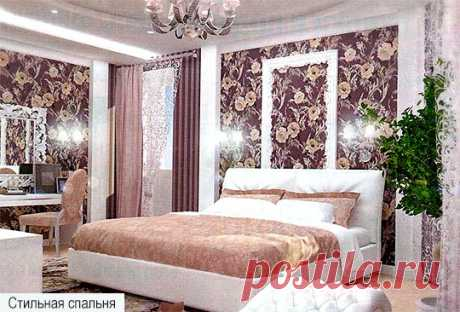 Дизайн интерьера спальни — Идеи домашнего мастера