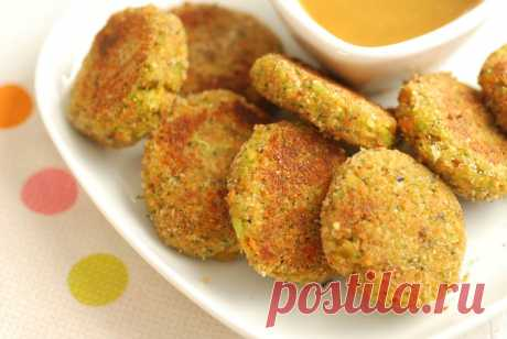 Veggie Nuggets - Real Mom Nutrition These kid-friendly Veggie Nuggets are packed with flavor and good nutrition.