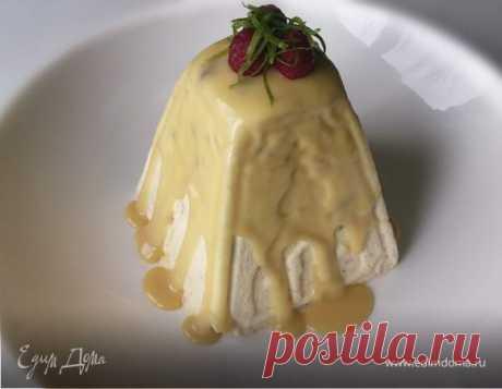 Творожная пасха. Ингредиенты: шоколад белый, творог, яйца куриные | Официальный сайт кулинарных рецептов Юлии Высоцкой
