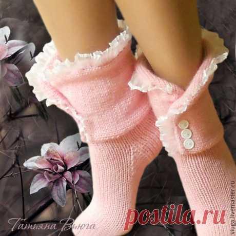 Про Любовь. Носки вязаные, шерстяные – купить в интернет-магазине на Ярмарке Мастеров с доставкой - 6UE9RRU | Тверь
