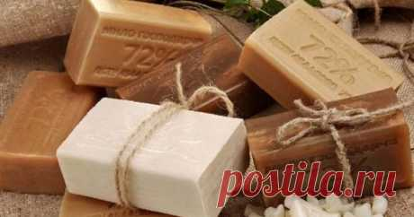 Уникальные свойства хозяйственного мыла! 31 способ применения