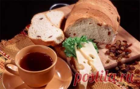 Рецептуры белого и ржаного хлеба с изюмом для духовки и хлебопечки | Краше Всех