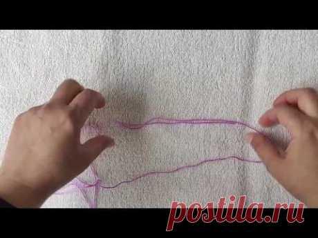 Как соединить ализе диву, или другую пряжу