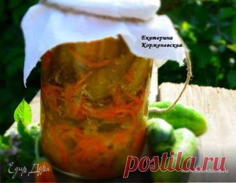 Огурцы по-корейски рецепт 👌 с фото пошаговый | Едим Дома кулинарные рецепты от Юлии Высоцкой