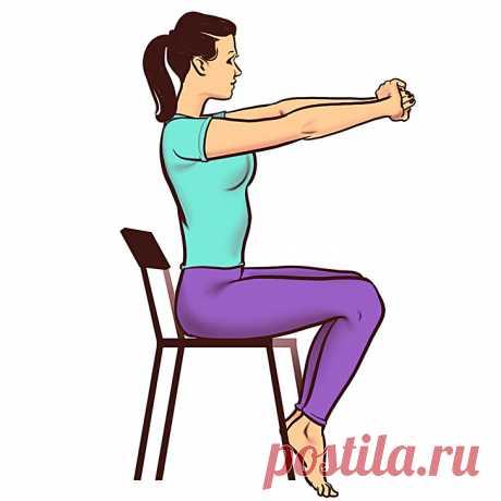 Вот что произойдет, если делать всего одно упражнение для шеи каждый день