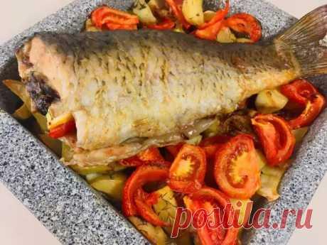 Вот это самый удачный рецепт. Рыбка получается просто невероятно вкусной - Вкусные рецепты - медиаплатформа МирТесен