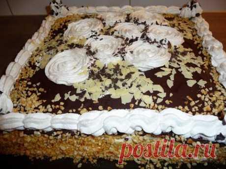 Very tasty honey cake!