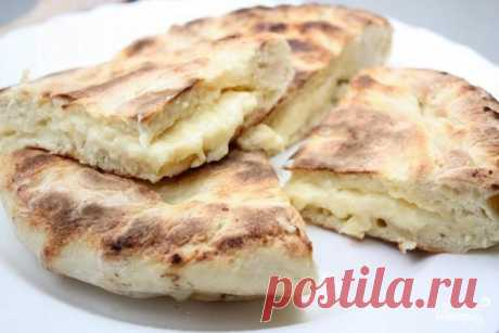 Хачапури по-тбилисски - пошаговый рецепт с фото на Повар.ру