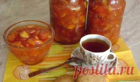 Варенье из яблок на зиму – быстрые рецепты пятиминутка, дольками, коричное, с лимоном, в мультиварке и хлебопечке, как сварить прозрачное и янтарное